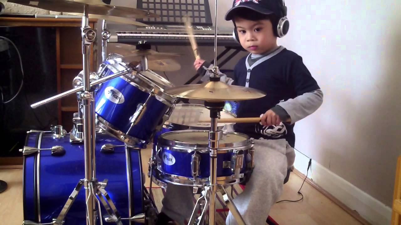 Benefits of Children Drumming