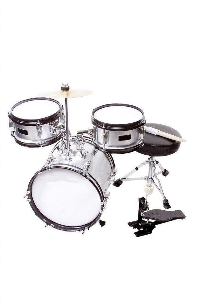 DirectlyCheap 3-Piece Kids Junior Drum Set Review