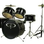 GP Percussion 3-Piece Junior Drum Set Review