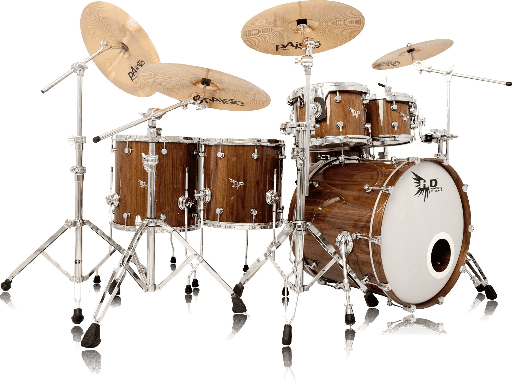 The World's Best Drums Are Made in...Detroit?