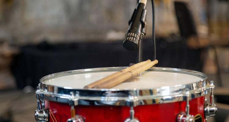How To Mic Up a Drum Kit for Kids