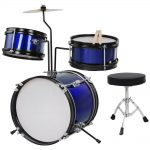 AW 3pcs Junior Kid Child Drum Set Kit Review
