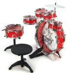 Talentstar 11pc Kids Boy Girl Drum Set Review