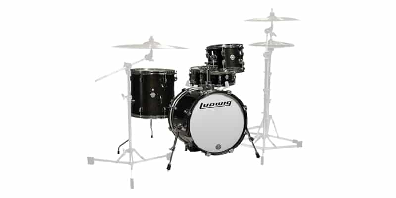 Ludwig Breakbeats 4-piece Drum Kit