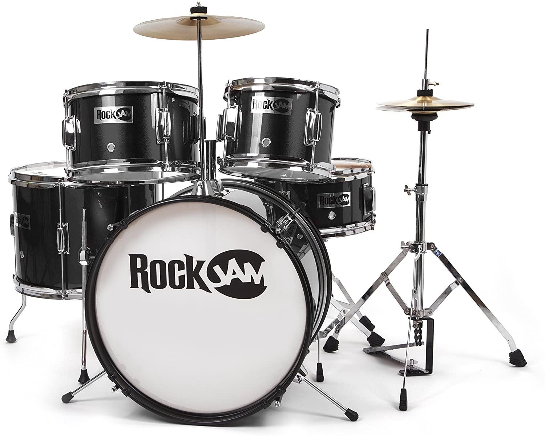 RockJam 5 Piece Drum Set