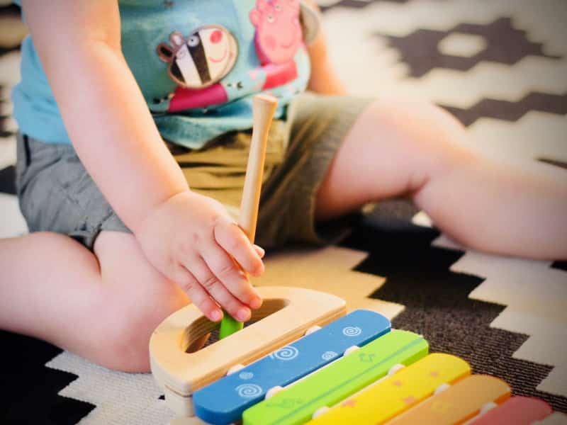Best Small Drum Set For Toddlers